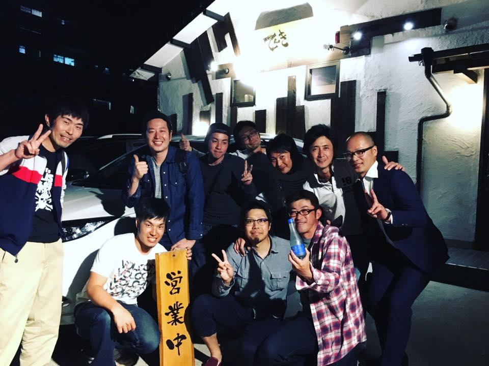 震災後初めてのノミカタミーティング!